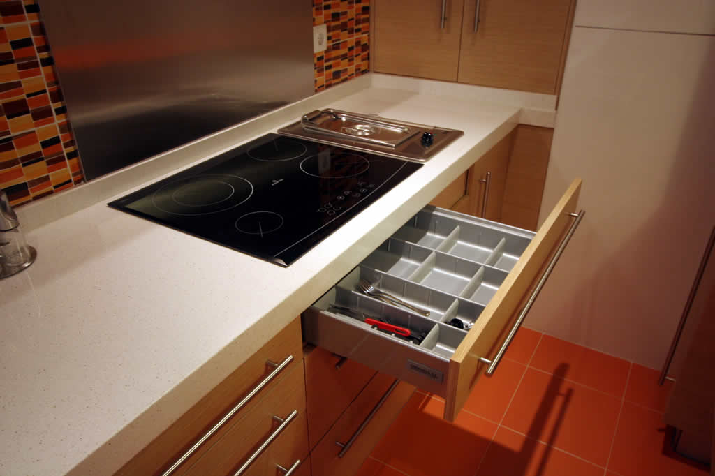 Muebles de cocina a medida carindeco for Muebles a medida sevilla