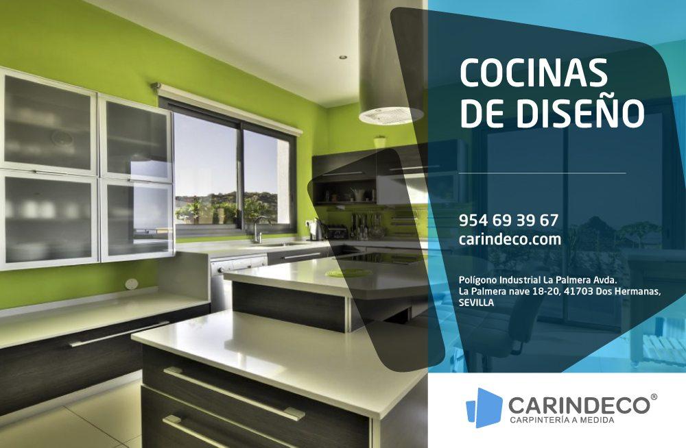 Cocinas de dise o para todos los bolsillos carindeco for Cosina para todos