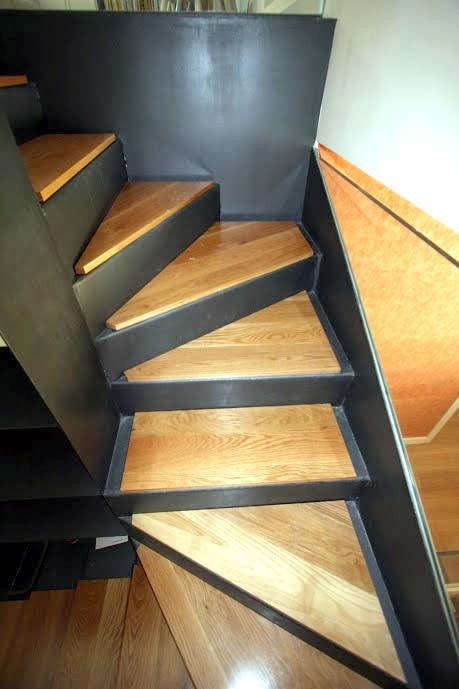 Escalera de caracol - Carindeco