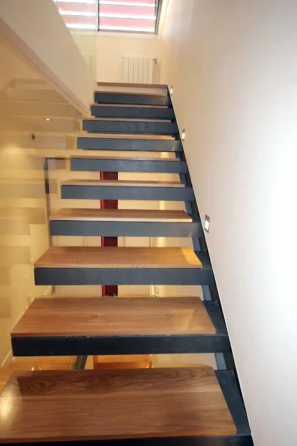 Escalera de pelda os carindeco - Peldanos de madera para escalera ...