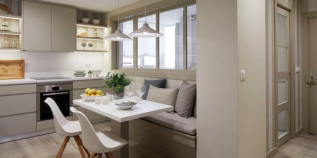 Tendencias en cocinas para 2018 carindeco for Cocinas actuales modernas