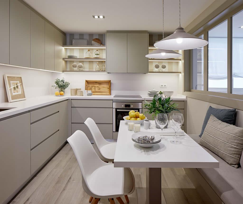 Consejos para elegir la encimera de tu cocina - Carindeco