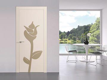 puertas bertolotto, puerta interior de diseño